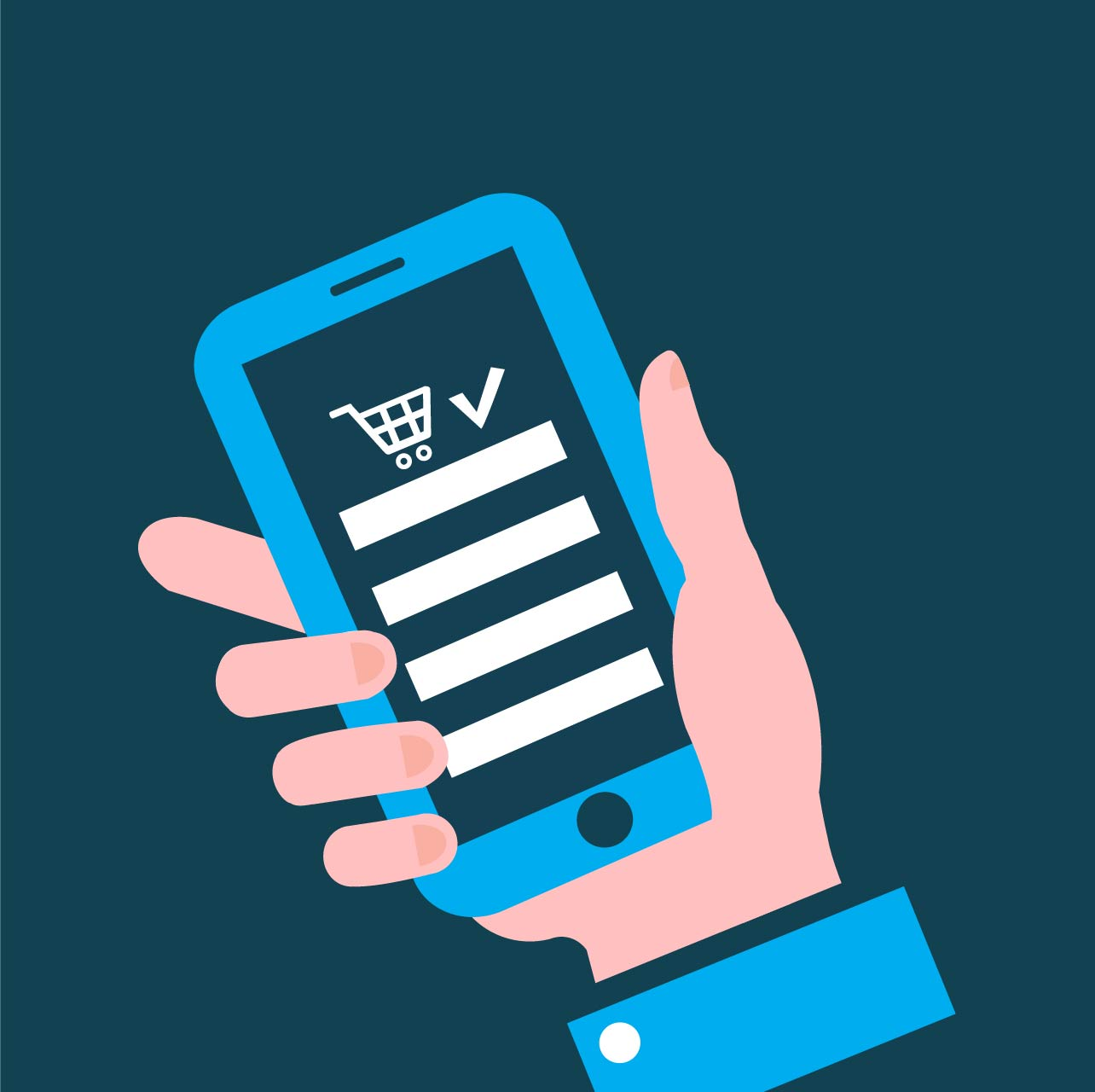 Mobile payment app